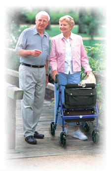 Can I receive financial assistance to purchase my walker?